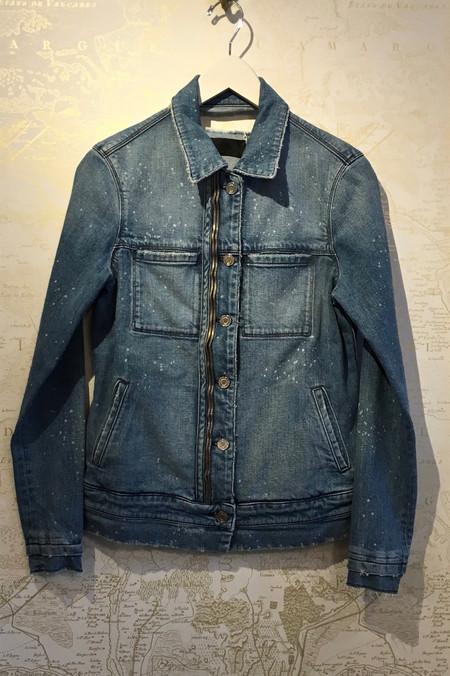 RtA 'Rene' Denim Jacket