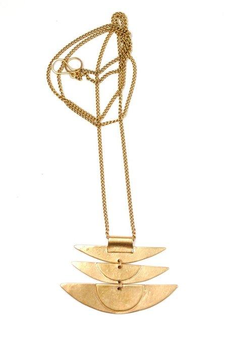 Seaworthy Ceylon Necklace