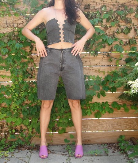 Trinity Outer-Seam Shorts