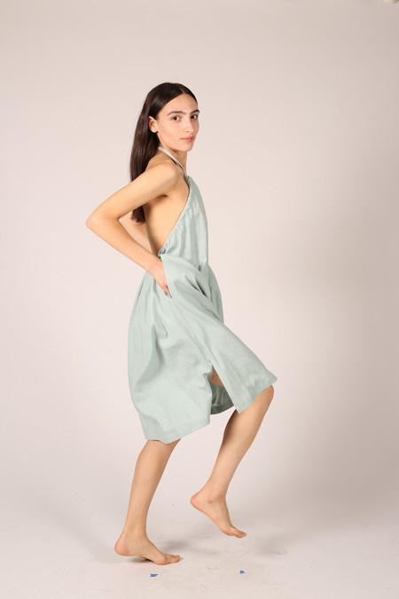 Nahanni Arntzen Linen dress