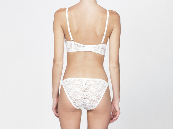 Lonely Blair Tri-Brief Ivory