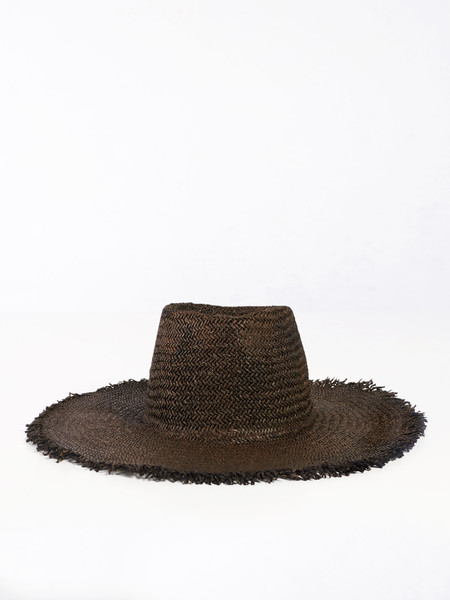 Reinhard Plank Nana Hat Brown