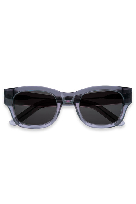 Sun Buddies Acetate Lubna Sunglasses-Grey Crystal