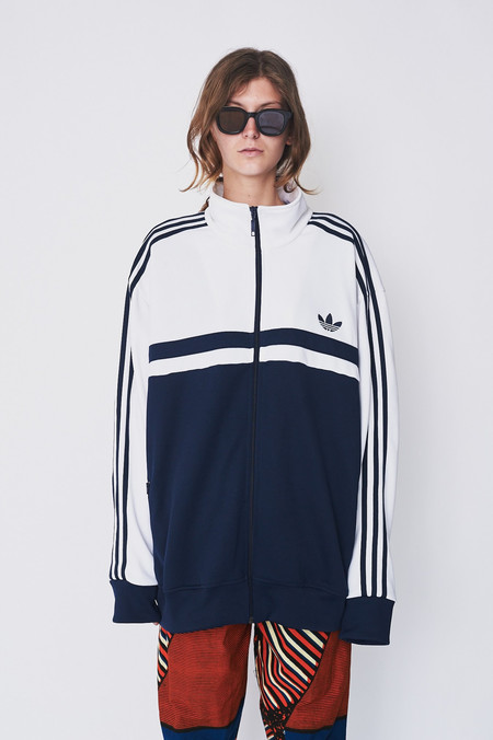 Assembly Vintage Adidas Zip-UP