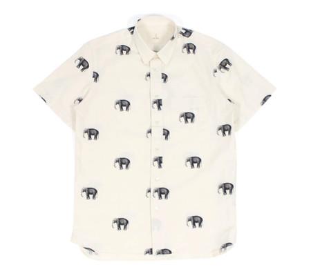 La Paz Alegre Shirt | Elephants