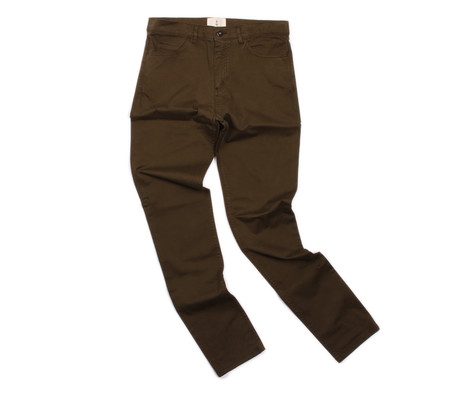 La Paz Bastos Trouser | Military Green