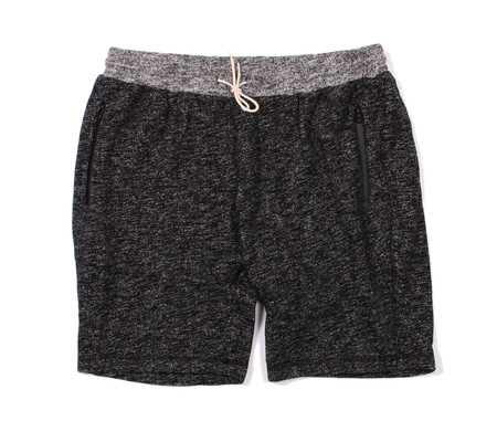 Creep Gym Shorts | Black Fleece