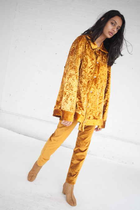 ECKHAUS LATTA EL Jean in Gold