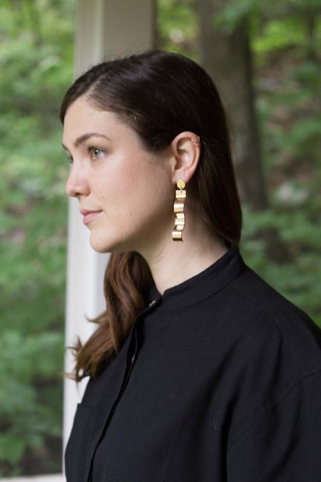 NEAL Jewelry Relax Earrings - Bronze Or Silver