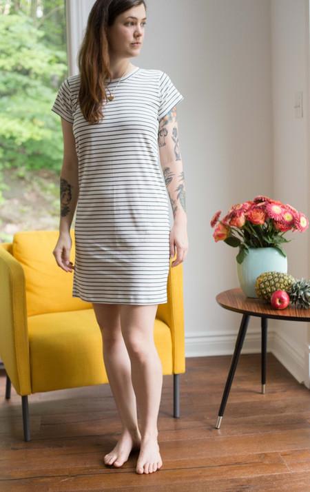 Hutchison Zoe Dress (Stripe)