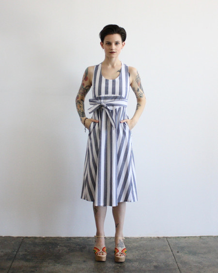 Loup Stripe Stella Dress