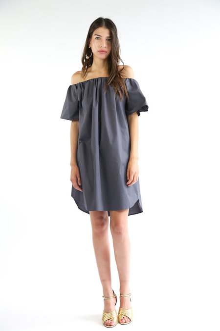 Collection Brynn Dress - Charcoal