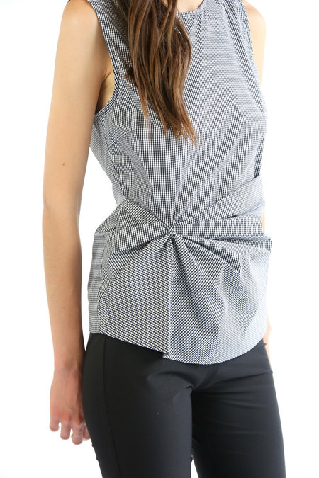Just Female Vadin Top - Check
