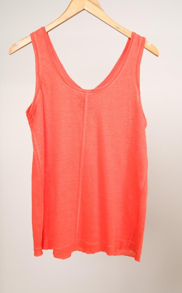 Heather Clothing Linen Tank