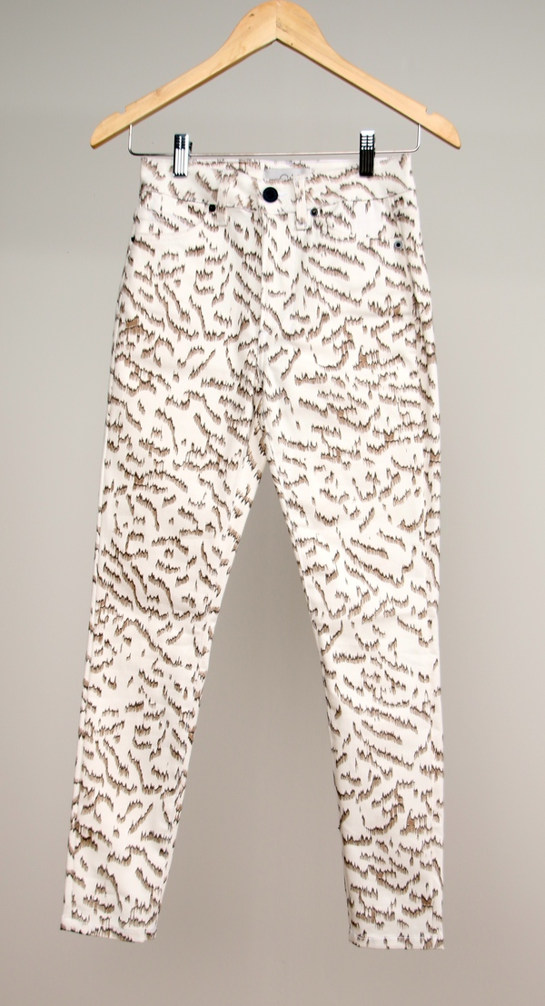 Objects Without Meaning Printed Jean