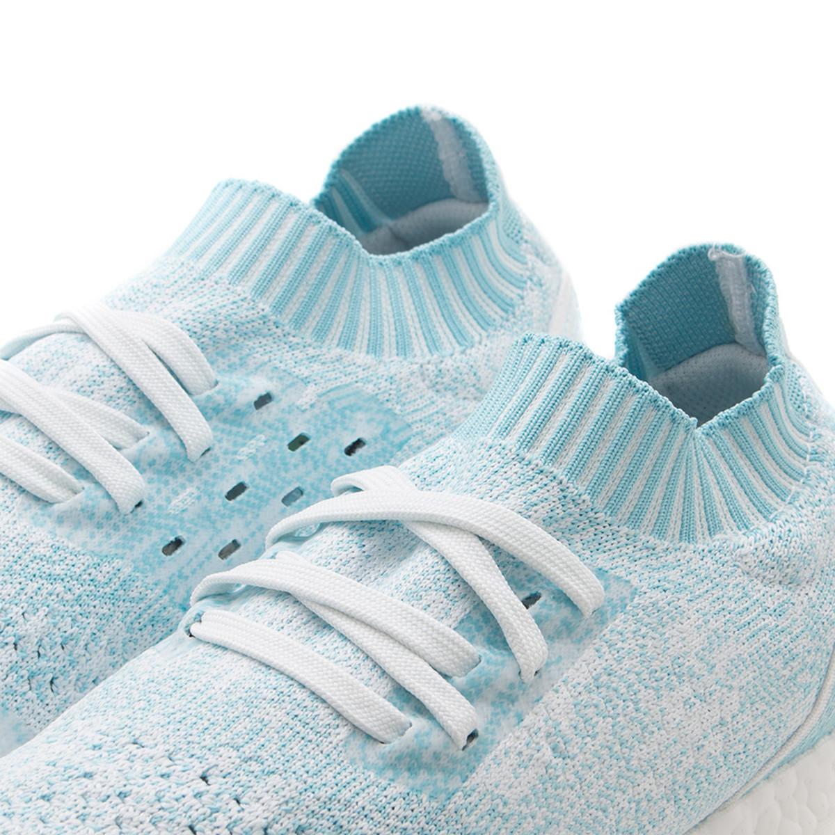 Adidas x Parley ultraboost uncaged garmentory azul hielo