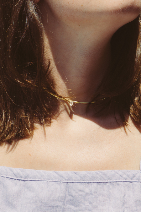 GARMENTORY EXCLUSIVE | Tarin Thomas Charles Choker