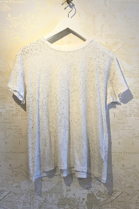 The Great Grey Speckled Tee