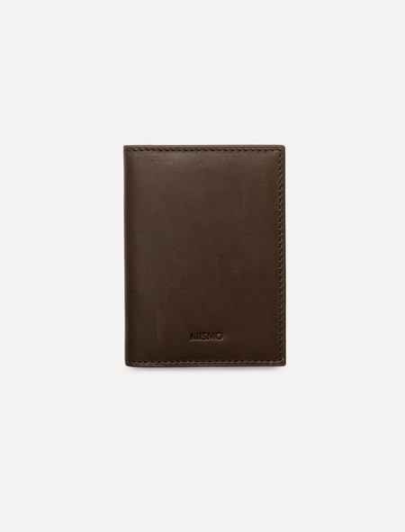 Mismo Mens Cards Dark Brown
