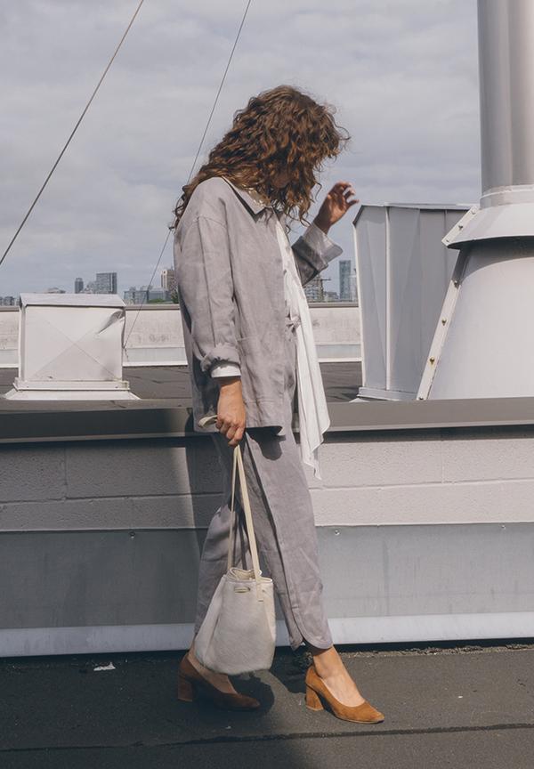 GARMENTORY EXCLUSIVE   Primecut Bucket Bag