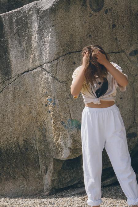 GARMENTORY EXCLUSIVE | ALR Organic Cotton Sweats