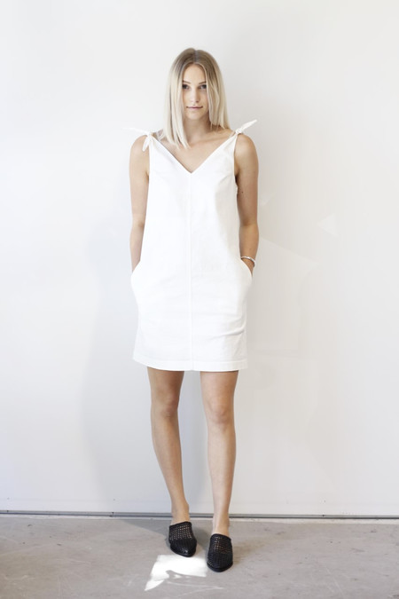 Loup Slate mini dress