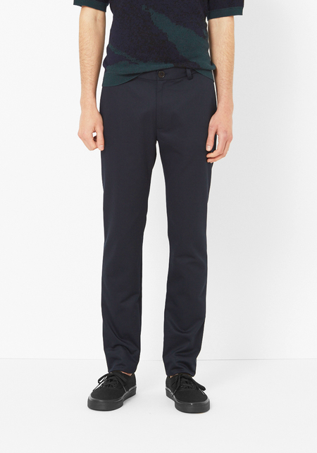 DDUGOFF Navy Slim Pants