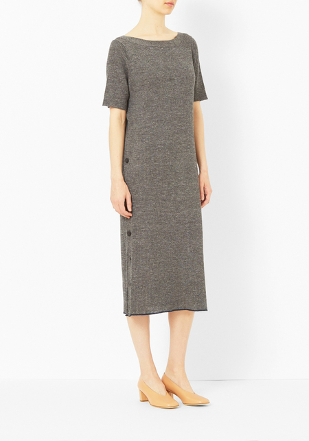 Creatures of Comfort Robson Ribbed Tee Dress