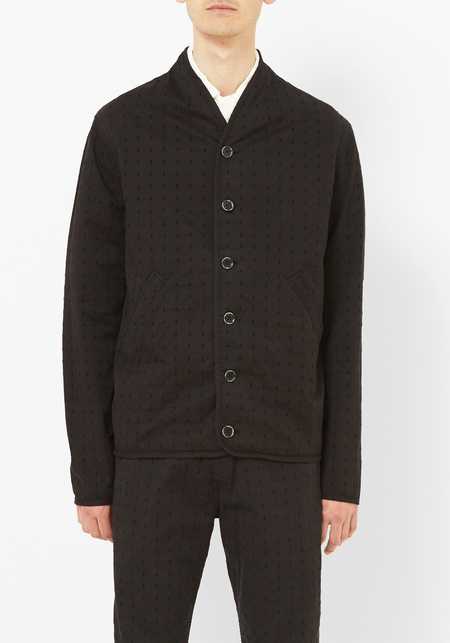 You Must Create Erkin Koray Perforated Jacket