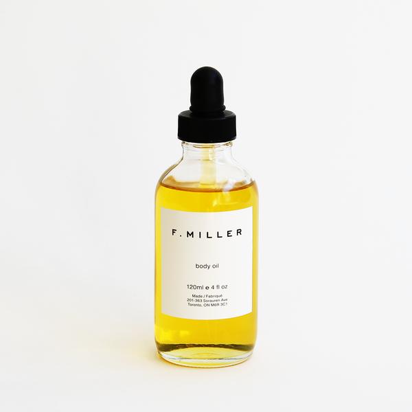 F.MILLER Body Oil