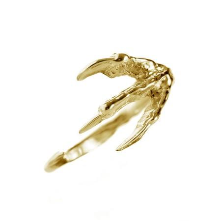 Pamela Love Talon Ring in 14k gold over sterling silver