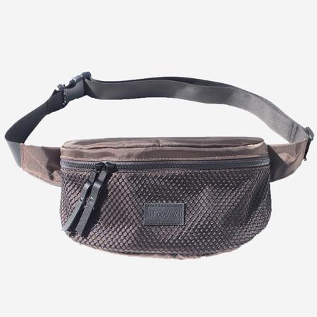 Woolfell Waist / Sling Bag - Bronze