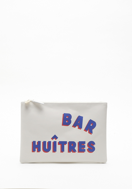 Clare V. Bar Huîtres Clutch