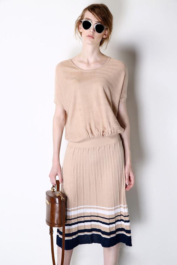 Few Moda Knitted Striped Dress