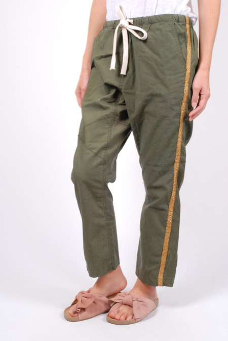 Unisex Free City Golden Tentgreens Pant - Army