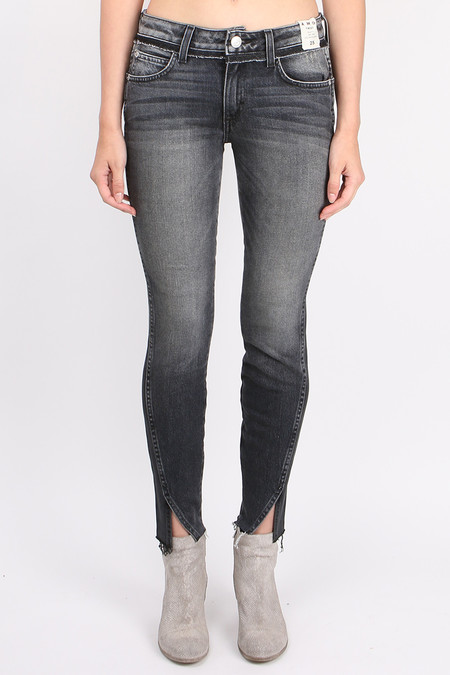 AMO Twist Two Tone Jean