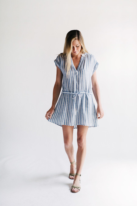 Rails Emma Mykonos Stripe