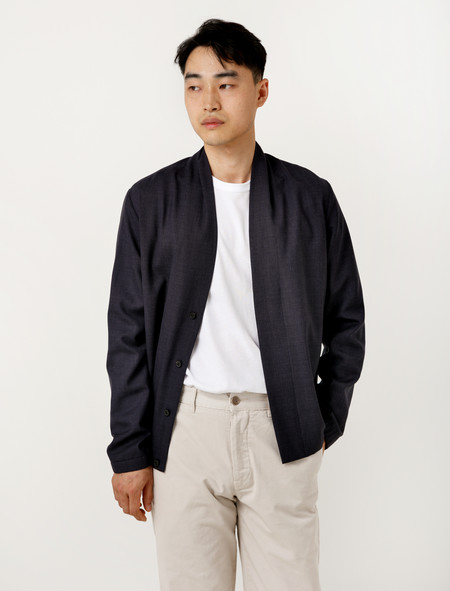 Stephan Schneider Jacket Salience Navy Wool