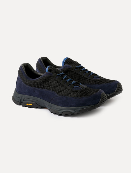 Our Legacy Poseidon Runner Black Navy