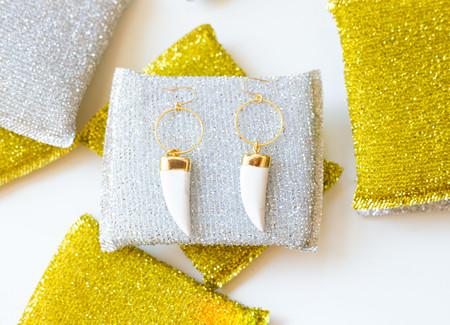 Sarah Mulder Burner Earrings