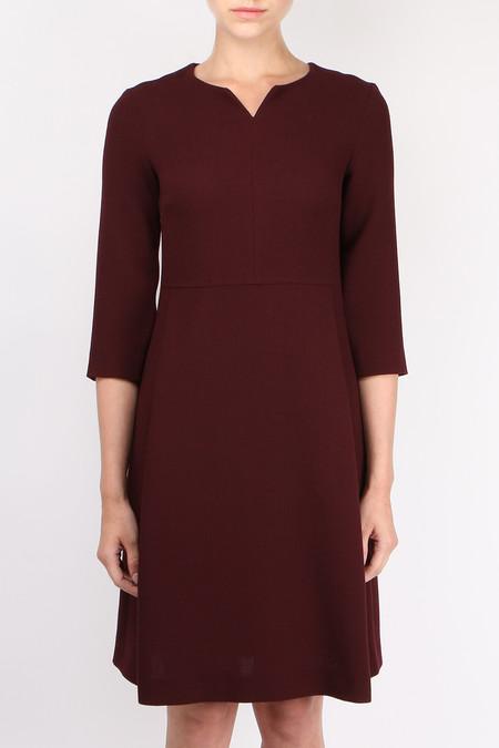 Antonelli Cinzano Woolcrepe Dress