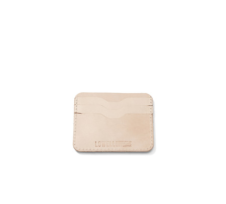 Lowell n. 109 VEG card holder - NUDE