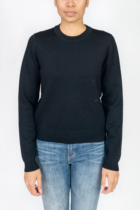 Wood Wood Hana Sweater Black