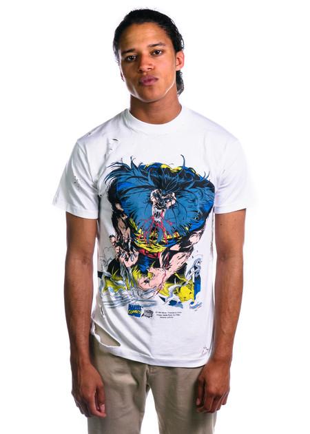 JE x Visione Wolverine Tee - White