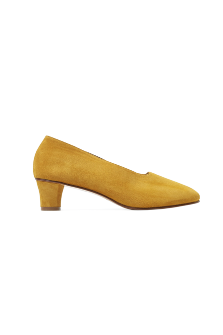 Martiniano High Glove Shoe - Saffron