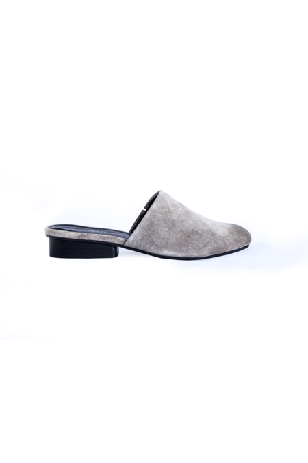 intentionally blank Touch Mule - Grey