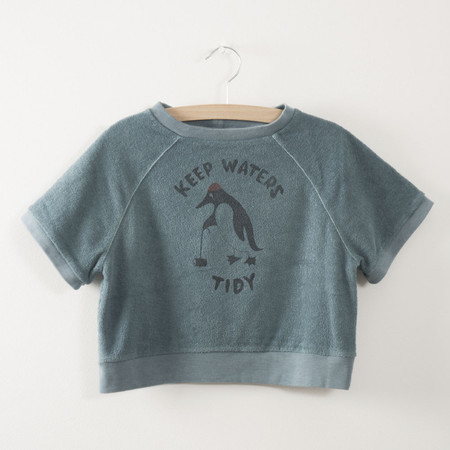 Kid's Bobo Choses Keep Waters Tidy Kid's Sweatshirt