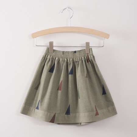 Kid's Bobo Choses Sails Flared Kid's Skirt