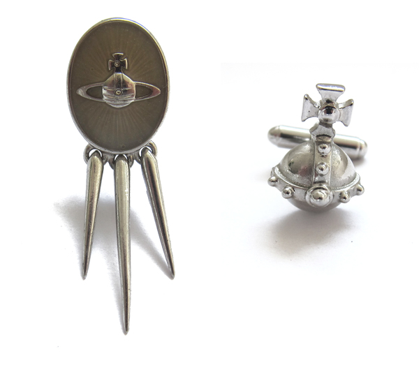Vintage Collection Vivienne Westwood Cuff Links