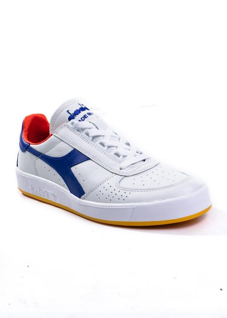 Diadora B.Elite Italia (White/Blue)